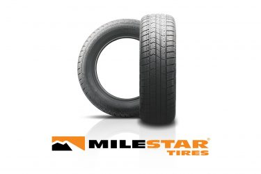 TIRECO'S MILESTAR BRAND DEBUTS MOUNTAIN SNOWFLAKE RATED ALL WEATHER TIRE