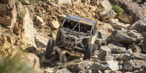 TIRECO'S MILESTAR BRAND FINISHES GRUELING KING OF THE HAMMERS UTV RACE